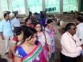 Delegates Visiting Vermicomposting Plant